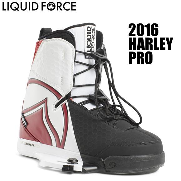 Liquid Force リキッドフォース 2016年モデル HARLEY PRO Boots ハーレープロ ブーツ 【送料無料】【02P20Sep18】