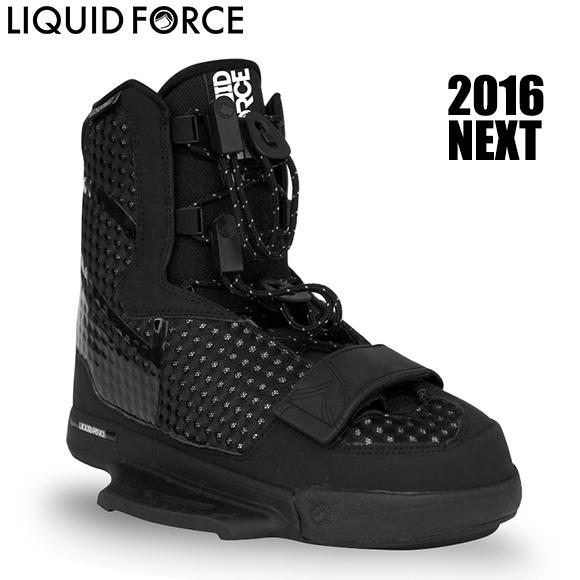 Liquid Force リキッドフォース 2016年モデル NEXT Boots ネクスト ブーツ 【送料無料】【02P20Sep18】