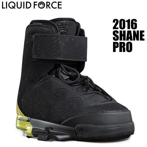 Liquid Force リキッドフォース 2016年モデル SHANE PRO Boots シェーン ブーツ 【送料無料】【02P20Sep18】