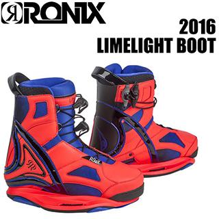 RONIX ロニックス 2016年モデル Limelight Boot ライムライト (レディースモデル) 【送料無料】【02P08Nov18】