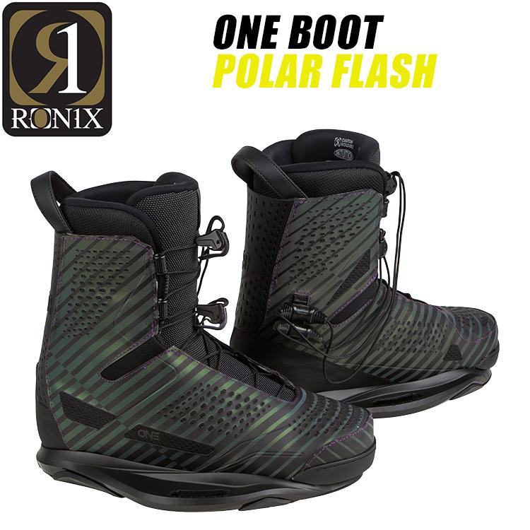 RONIX ロニックス 2017年モデル ONE Boots Polar Flash ワンブーツ 初回限定モデル 【送料無料】【02P08Nov18】