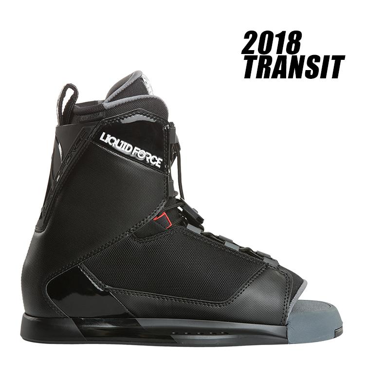 【Liquid Force リキッドフォース】2018年モデル TRANSIT トランジットブーツ【送料無料】【02P20Sep18】