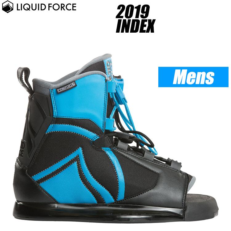 【Liquid Force リキッドフォース】2019年モデル INDEX インデックスブーツ【送料無料】【02P20Sep18】