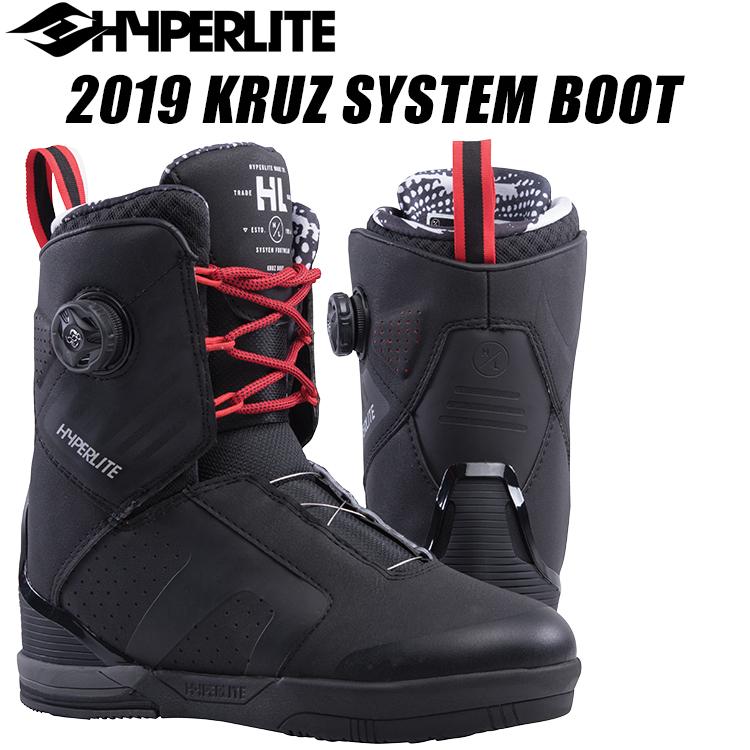 HYPERLITE ハイパーライト 2019年モデル KRUZ System Boots クルツ システムブーツ 【送料無料】【02P20Sep19】