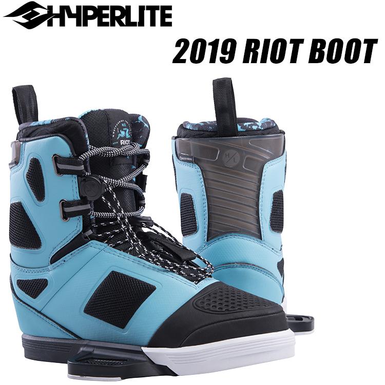 【HYPERLITE ハイパーライト】2019年モデル RIOT Boots ライオットブーツ [Blue]【送料無料】【02P20Sep18】