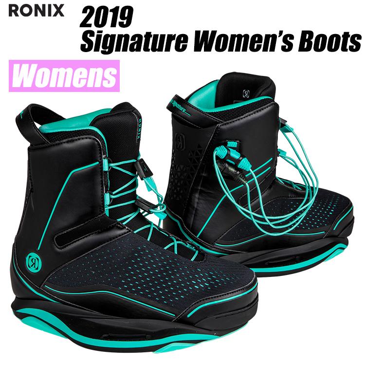 【RONIX ロニックス】2019年モデル Signature Boots シグネチャーブーツ【送料無料】【02P20Sep18】