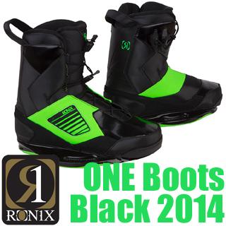 RONIX ロニックス 2014年モデル ONE Boots Black Edition ワン ブーツ ブラック エディション 【送料無料】【02P08Nov18】