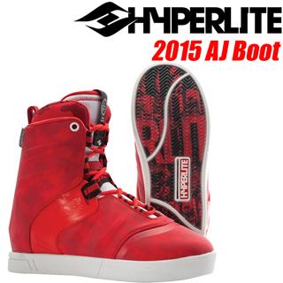 HYPERLITE ハイパーライト 2015年モデル AJ Boots エージェー ブーツ 【送料無料】【02P08Nov18】