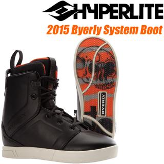 HYPERLITE超級燈2015年型號Byerly System Boots bairishisutemubutsu
