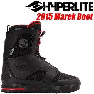 HYPERLITE ハイパーライト 2015年モデル Marek Boots マレック ブーツ ブラック 【送料無料】【02P08Nov18】