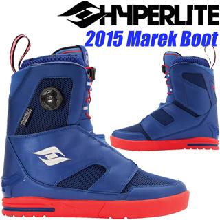 HYPERLITE ハイパーライト 2015年モデル Marek Boots マレック ブーツ ブルー 【送料無料】【02P08Nov18】