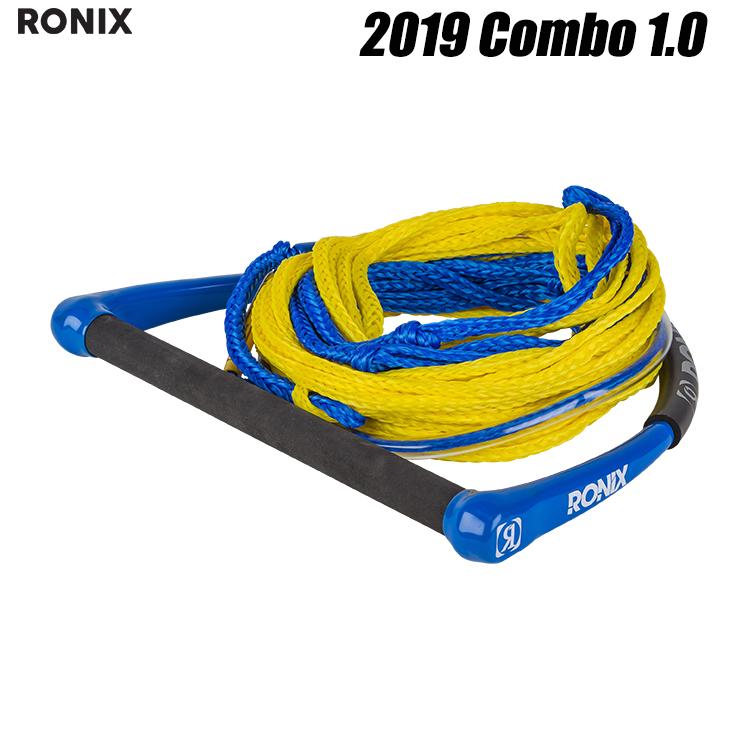 【RONIX ロニックス】2019年モデル Combo 1.0 (ハンドル&ラインセット)