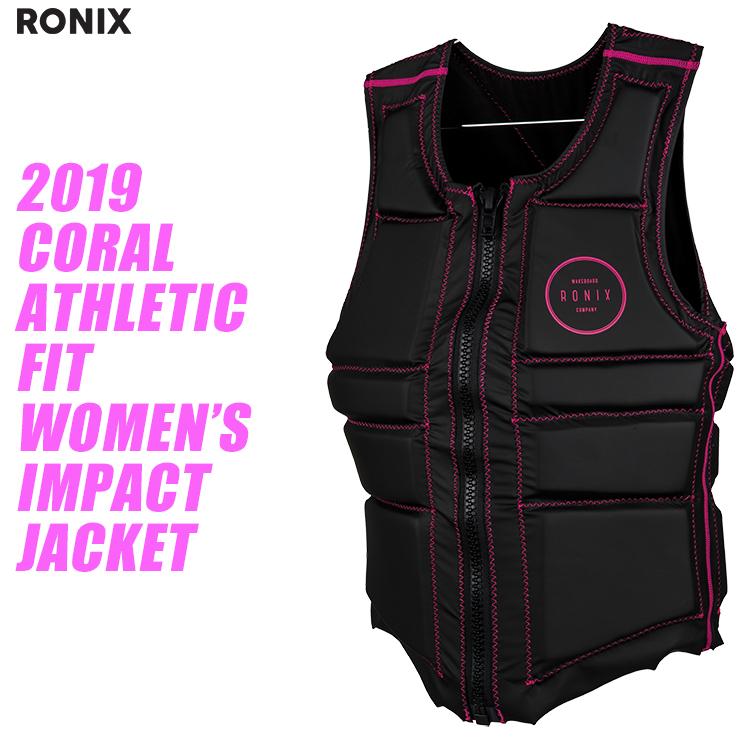 【RONIX ロニックス】2019年モデル CORAL WOMENS IMPACT SHIRT コーラル ウィメンズ インパクトシャツ 【送料無料】