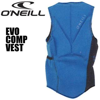O ' 奧尼爾奧尼爾 WS 1042 EVO COMP 背心 evocompevest (黑色/天空)