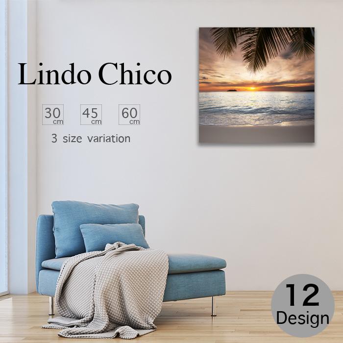 ファブリックパネル Lindo Chico Lサイズ ウォールパネル ハワイ ビーチ 西海岸 カンクン surf 海岸 夏 cali サーフ アートパネル  サンセット カンクン 海 夕日 浜辺 サンセット 海中 波 波乗り カリフォルニア ダイビング 南国 ロコ 壁掛け 北欧 アート パネル 飾り  west