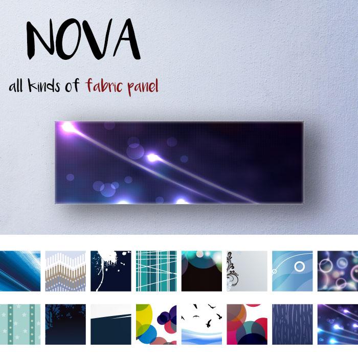 ファブリックパネル 北欧 アートパネル アーティスティック デジタル デザイン 宇宙 ブルー sea 青い 青 深海 水 ウォーター 流星 カラフル レインボー 生地 自作 おしゃれ 壁掛け アートボード