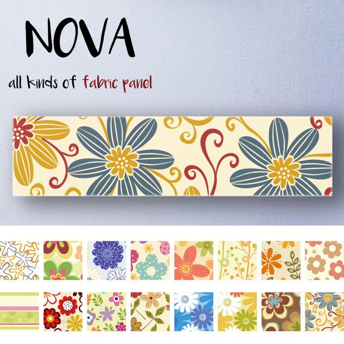 ファブリックパネル 北欧 アートパネル 花柄 フラワー かわいい 北欧 オレンジ 花 フラワー 花 ギフト イラスト フラワーアレンジメント 生地 自作 おしゃれ 壁掛け アートボード
