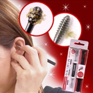 逍遥的拿得到湿的搔搔耳朵清洁蜡清洁蜡线圈 き 线圈耳清洗仍有很多的金属磨料耐火材料你多拿