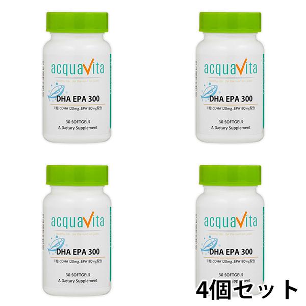 aquavita(アクアヴィータ) DHAEPA300 (24個セット)【宅配便対応】