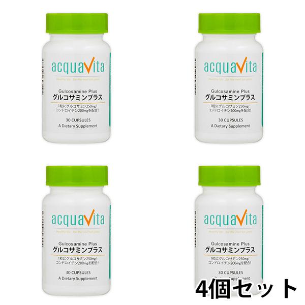 aquavita(アクアヴィータ) グルコサミンプラス (24個セット)【宅配便対応】