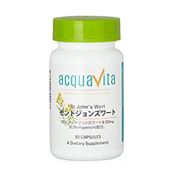 [aquavita(アクアヴィータ) セントジョンズワート (24個セット)][宅配便対応]
