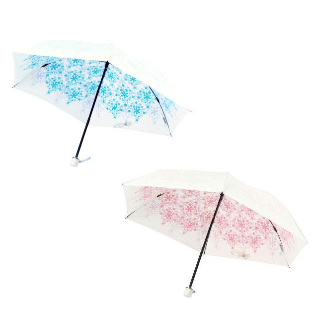日傘 おトク 折りたたみ UVカット 紫外線 晴雨兼用 日本製 軽量 プレミアムホワイト50ミニ 遮熱効果 美品