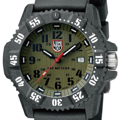 LUMINOX ルミノックスカーボンシール3800シリーズ3813[時計 腕時計 メンズ]【店頭受取対応商品】