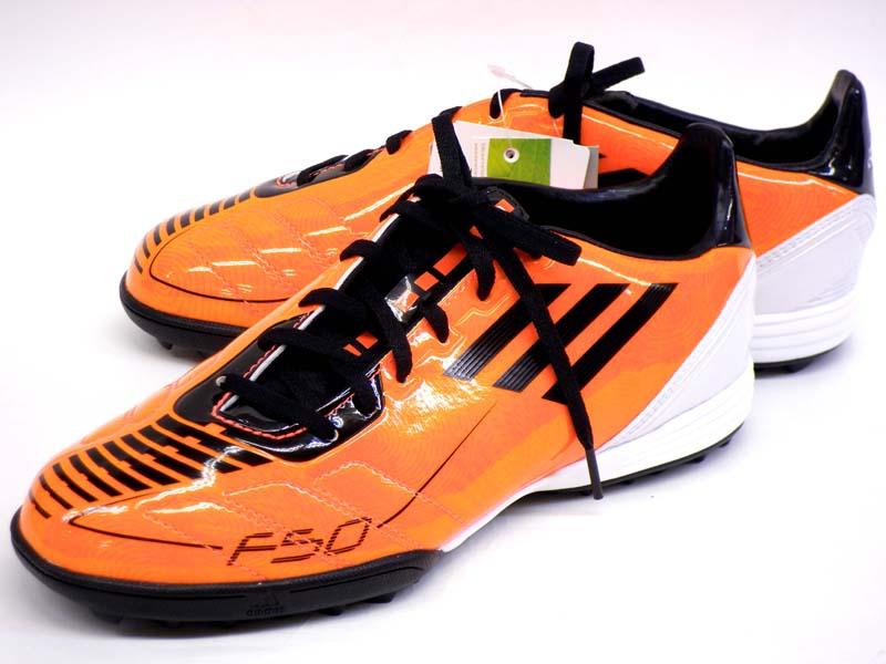 san francisco 1f361 8a8e1 Bright orange ターフコート model! F10 TRX TF J adidas F10 U44240