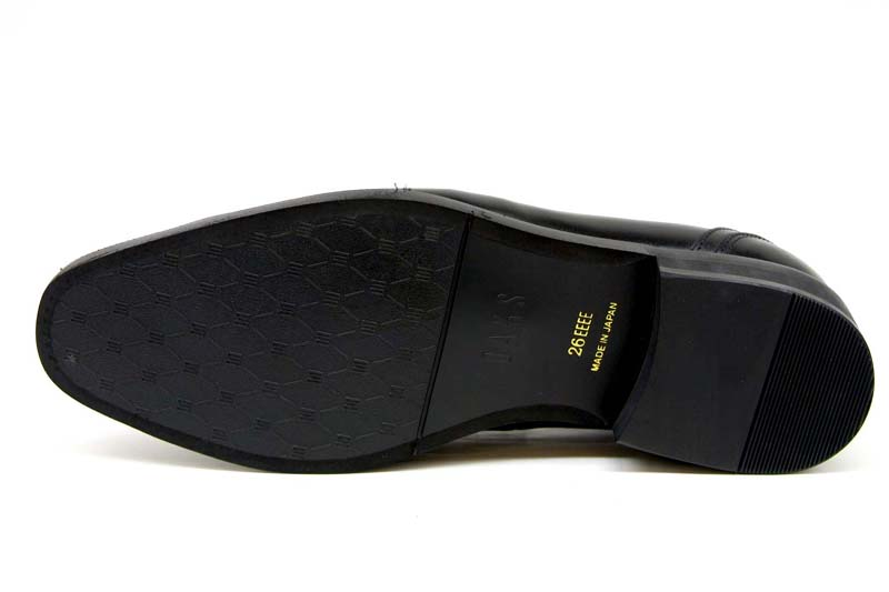 DAKS bit fashionable 4 E footwear for Dax DA1635 BL