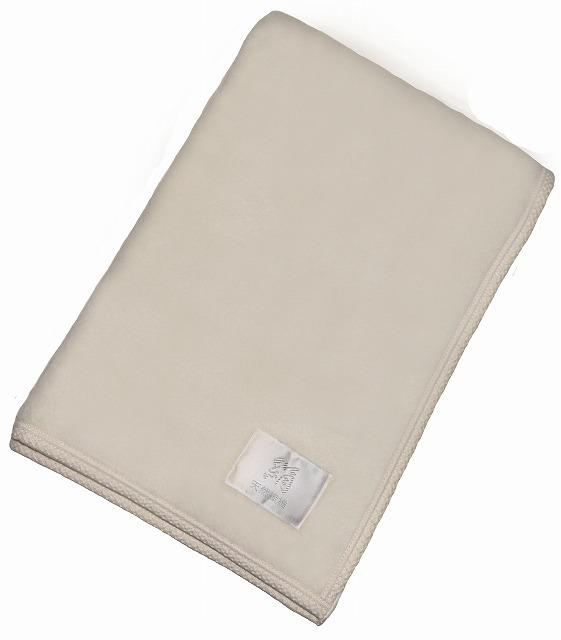 シルク毛布(シングル・日本製)  オフホワイト