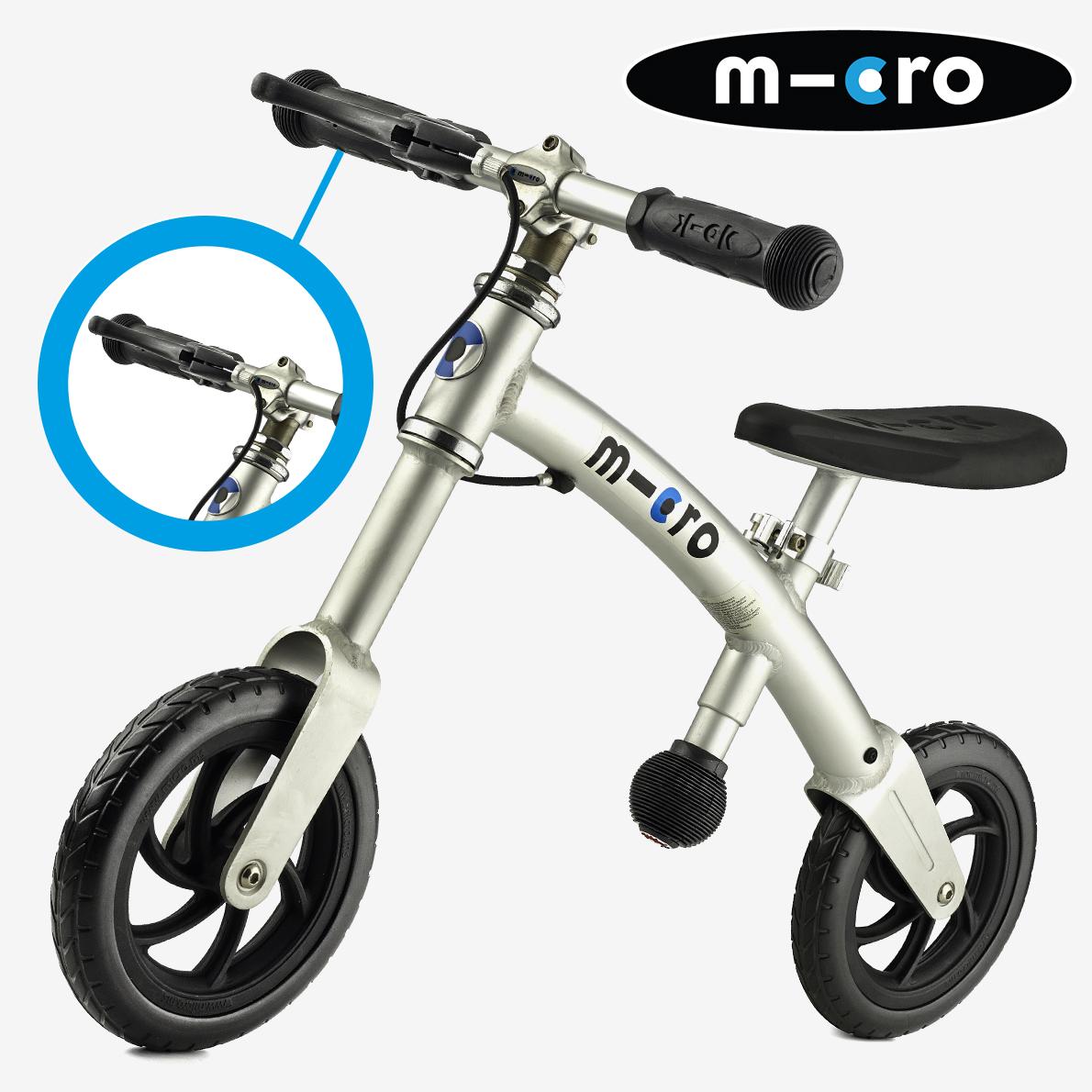 Cabinet Renewal Products: 【楽天市場】【マイクロスクーター・ジャパン】ジーバイク・プラス(G-Bike Plus)【2歳からのバランスバイク