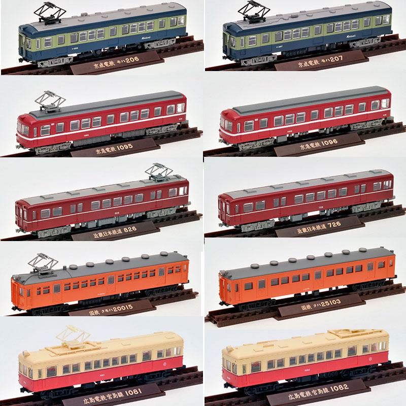 鉄道コレクション第25弾 【トミーテック・282761】「鉄道模型 Nゲージ TOMYTEC」