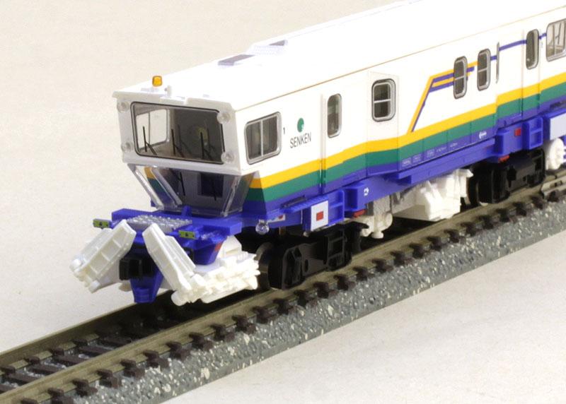バラストレギュレーター KSP2002E 仙建工業色(動力付き) 【グリーンマックス・4785G】「鉄道模型 Nゲージ GREENMAX」