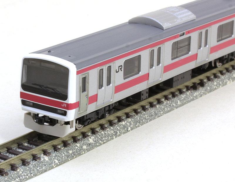 209 500系通勤電車(京葉線)セット (6両) 【TOMIX・92807】「鉄道模型 Nゲージ トミックス」