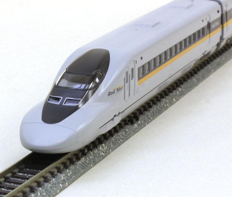 JR 700-7000系 山陽新幹線(ひかりレールスター) 8両セット【TOMIX・92822】「鉄道模型 Nゲージ トミックス」