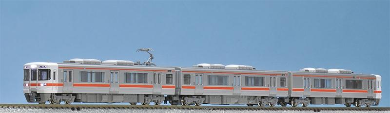 313-2600系近郊電車セット(3両)【TOMIX・98256】「鉄道模型 Nゲージ トミックス」