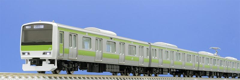 限定 E231 500系通勤電車(山手線・初期型)セット (11両) 【TOMIX・98976】「鉄道模型 Nゲージ トミックス」