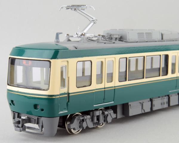 江ノ島電鉄 新500形 完成品 【カツミ・KTM-293】「鉄道模型 HOゲージ 金属」