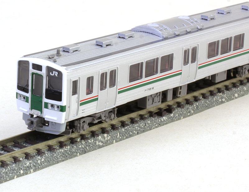 719系-0・標準色 4両セット 【マイクロエース・A8148】「鉄道模型 Nゲージ MICROACE」