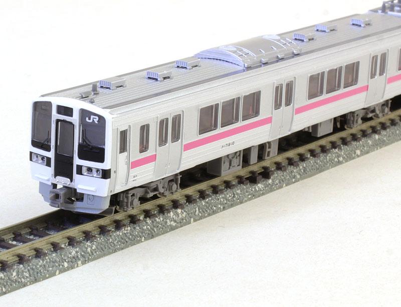 719系-0・秋田色 4両セット 【マイクロエース・A8149】「鉄道模型 Nゲージ MICROACE」
