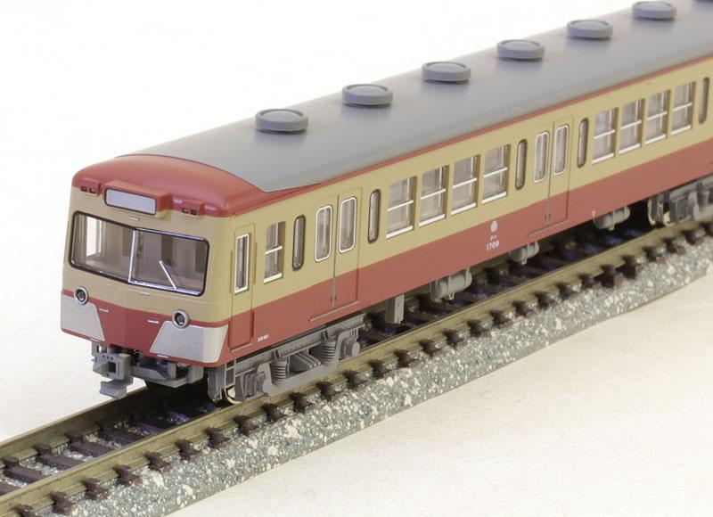 西武鉄道701系(非冷房) 4両基本セット 【KATO・10-1356】「鉄道模型 Nゲージ カトー」