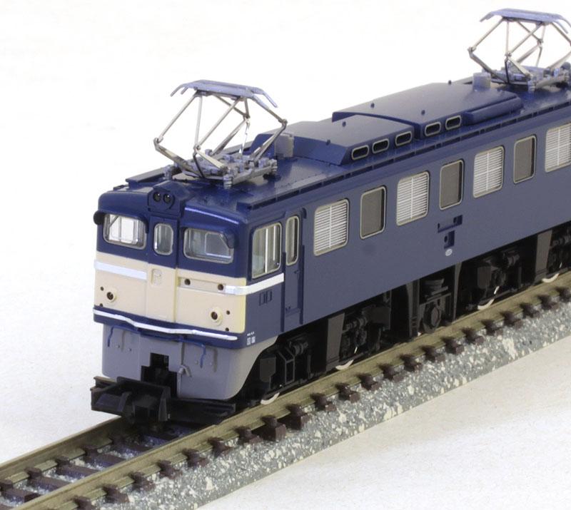 ED62(シールドビーム)【TOMIX・9181】「鉄道模型 Nゲージ トミックス」