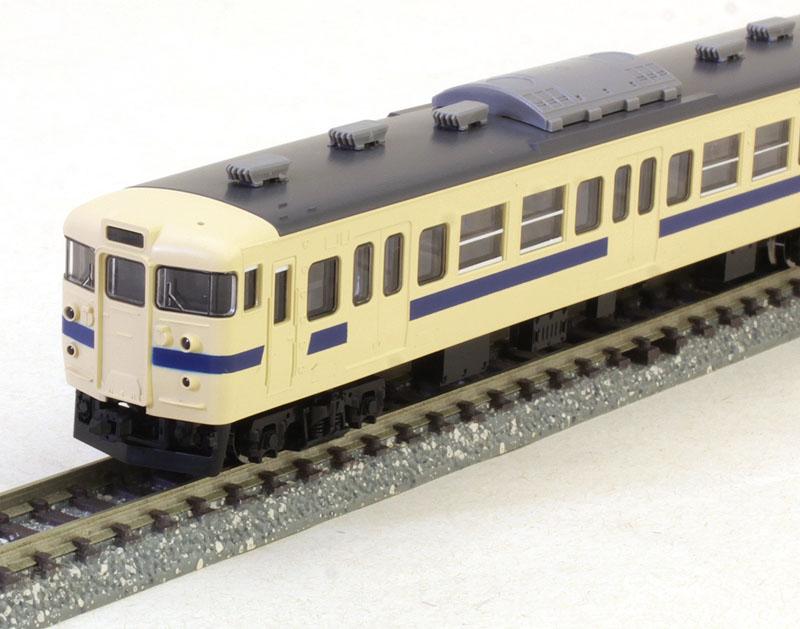 115 2000系近郊電車(瀬戸内色)セット(4両)【TOMIX・98266】「鉄道模型 Nゲージ トミックス」