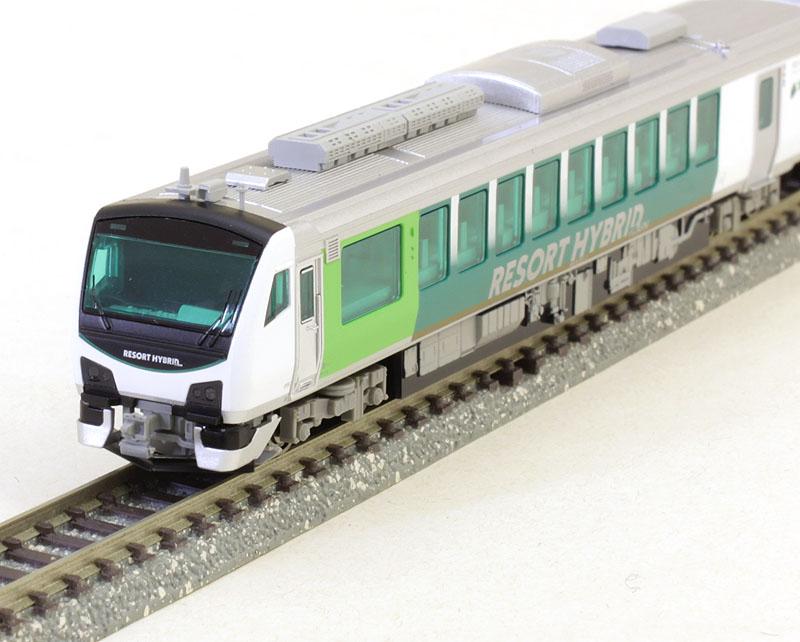 HB-E300 リゾートふるさと 2両セット【マイクロエース・A9593】「鉄道模型 Nゲージ MICROACE」