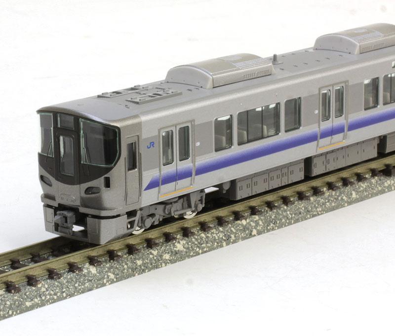 225-5100系近郊電車増結セット(4両)【TOMIX・98243】「鉄道模型 Nゲージ トミックス」