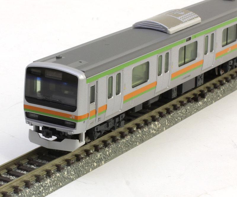 E231系3000番台 八高線・川越線 4両セット 【KATO・10-1494】「鉄道模型 Nゲージ カトー」
