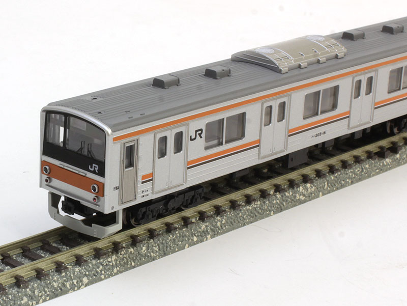 205系5000番台 武蔵野線 (サハ205 ドア大窓) 8両セット 【KATO・10-1498】「鉄道模型 Nゲージ カトー」