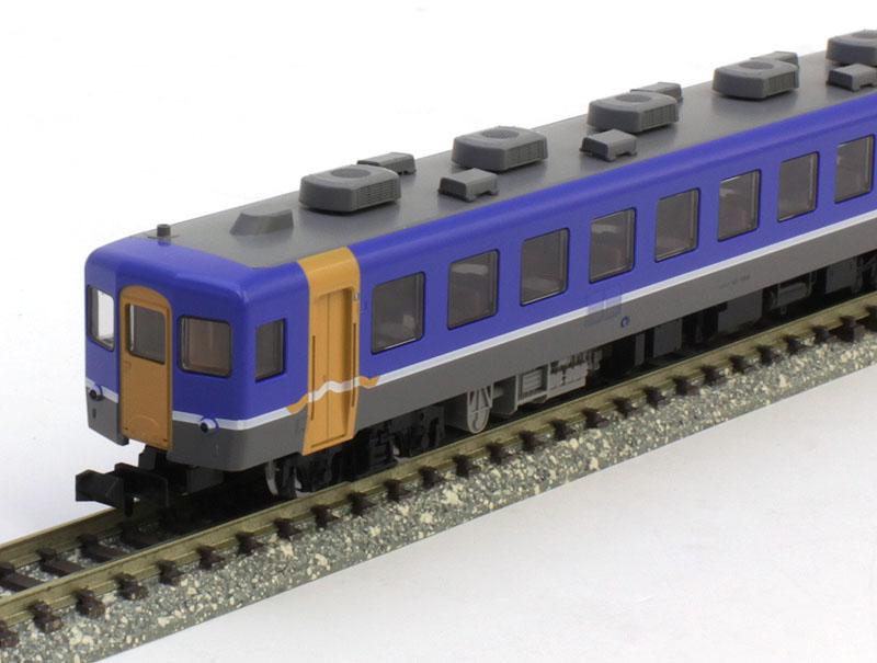 12・24系客車(きのくにシーサイド)セット(4両) 【TOMIX・98295】「鉄道模型 Nゲージ トミックス」