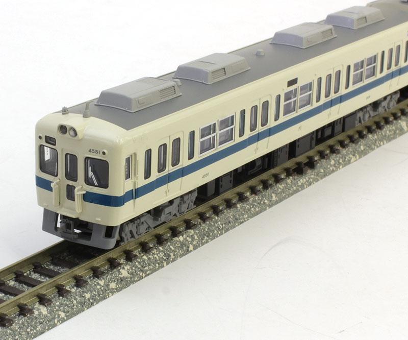 小田急4000形 改良品 6両セット  【マイクロエース・A2186】「鉄道模型 Nゲージ MICROACE」