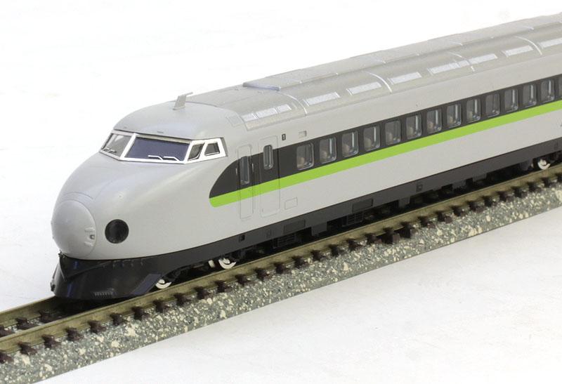 0 7000系山陽新幹線(フレッシュグリーン)セット (6両) 【TOMIX・98647】「鉄道模型 Nゲージ トミックス」